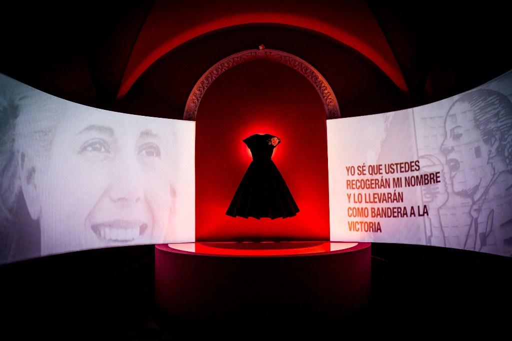 Nuevo recorrido por el Museo Evita