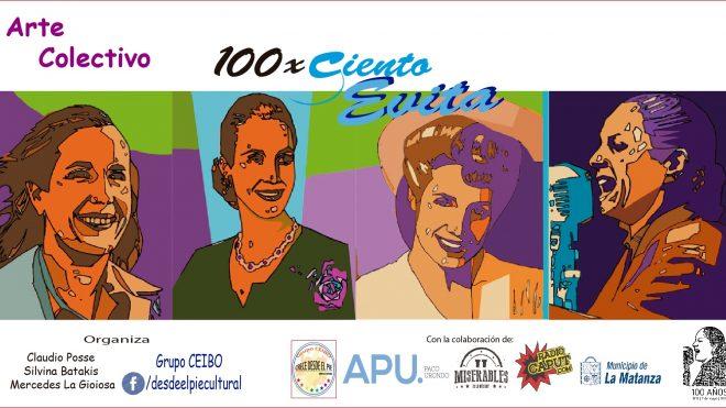 """100 x Ciento Evita"""