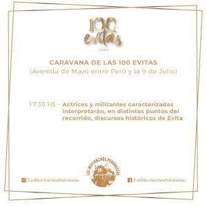 programa cien Evitas