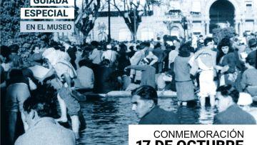 Conmemoración del Aniversario del 17 de ocutbre. Visita Guiada Especializada.
